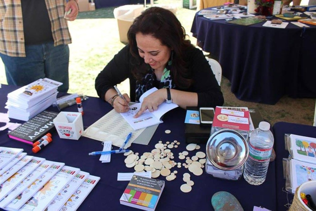 Chiquis Barron Tucson Festival of Books 2016